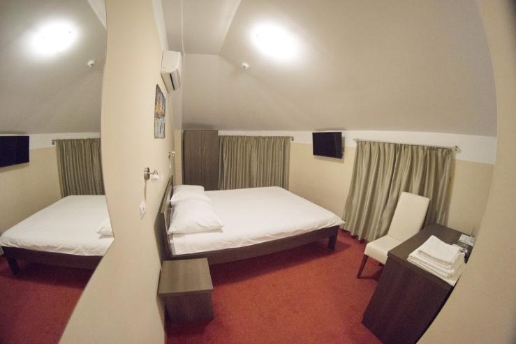 HOTEL IN Trebinje fish eye (10)