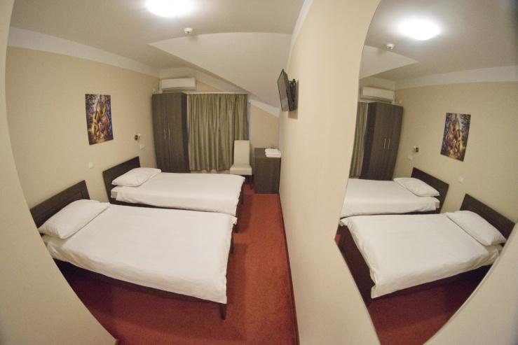 HOTEL IN Trebinje fish eye (6)